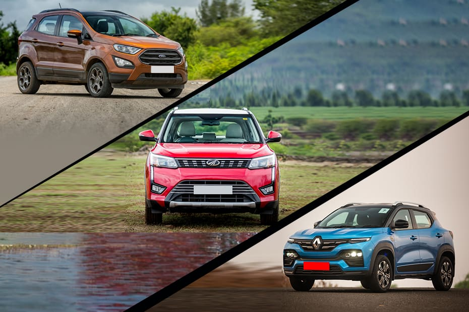 Grab Savings Of Up To Rs 44,000 On Sub-4m SUVs This May