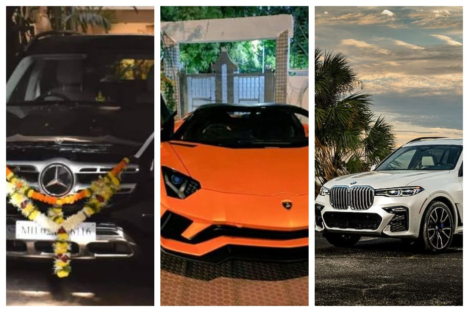 5 Bollywood Stars And The Cars They've Bought This Year