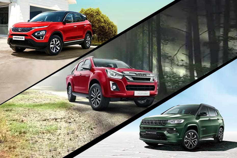 Isuzu D-Max vs Mid-Size SUVs: What Do The Prices Say?