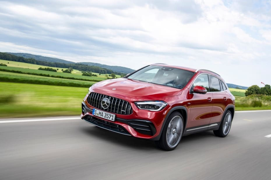 New-Generation Mercedes-Benz GLA Launched In India