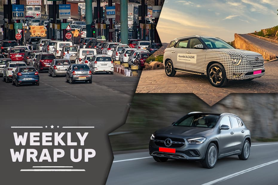 Car News That Mattered: Second-gen Mercedes-Benz GLA Launched, Tata HBX And Mahindra SUVs Spied, Mahindra's Upcoming SUVs And More