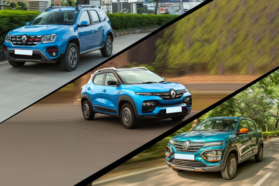 Renault Kiger And Others Get Discounts Of Up To Rs 75,000 This Month