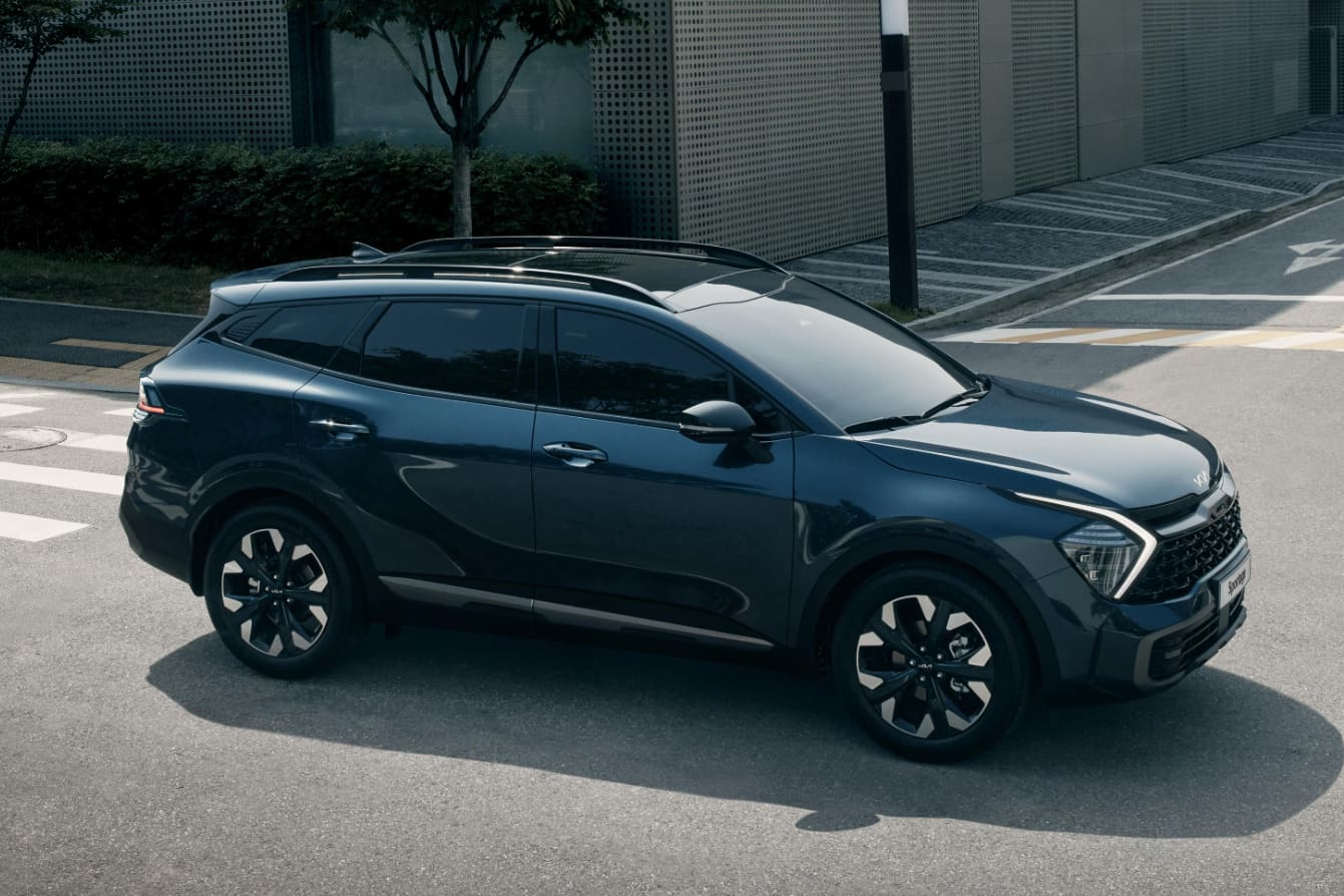 Kia Reveals New-gen Sportage SUV That Shares Its Underpinnings With The New Hyundai Tucson