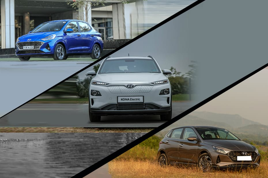 Hyundai Kona Electric, i20, And Others Offered With Benefits Of Up To Rs 1.5 Lakh This June