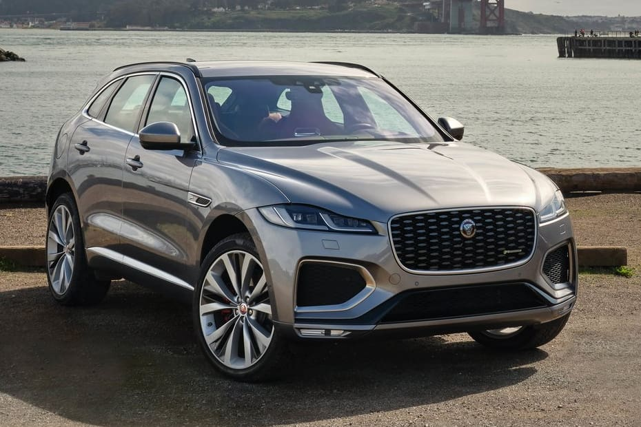 Jaguar Brings The Facelifted F-Pace To India At Rs 69.99 Lakh
