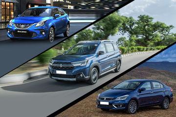 मारुति की नेक्सा कारों पर मिल रहा है इस महीने 41000 रुपये तक का डिस्काउंट