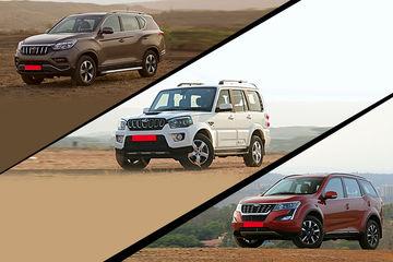 जून में महिंद्रा की स्कॉर्पियो, बोलेरो, एक्सयूवी500 और अल्टुरस जी4 समेत इन कारों पर पाएं 3.01 लाख रुपये तक का डिस्काउंट