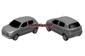 नई मारुति सेलेरियो का डिजाइन हुआ लीक, सितंबर तक लॉन्च हो सकती है ये कार