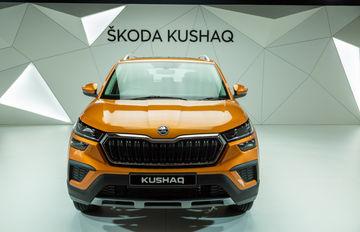 Skoda Kushaq Variant-wise Engine And Transmission Options Revealed