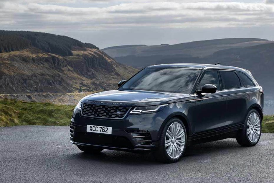 2021 Range Rover Velar Launched In India, Starting At Rs 79.87 Lakh