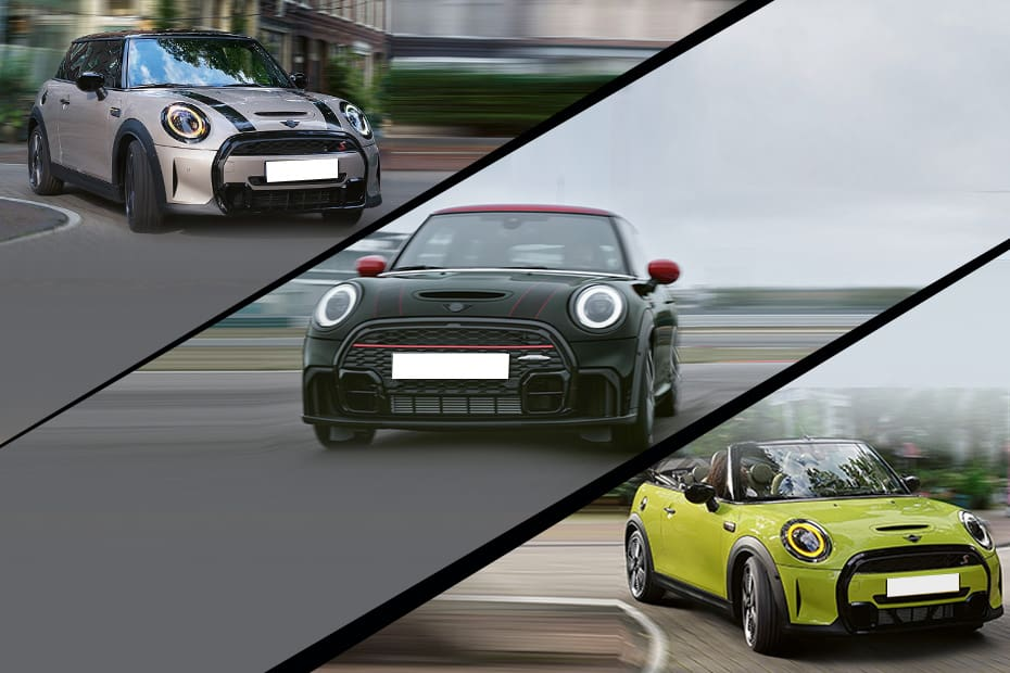 Mini India Launches Facelifted 3-Door Hatch, Convertible, And John Cooper Works Hatch