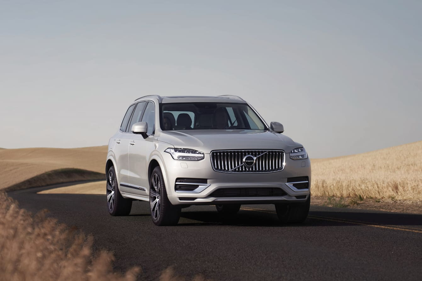 The Biggest Volvo SUV Will Soon Be Going Electric, And It Will Employ LiDAR And AI