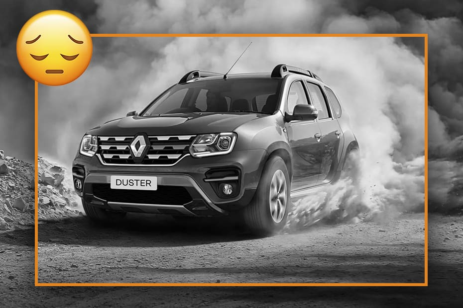 Why Is The Duster Not Getting The Love It Deserves From Renault?