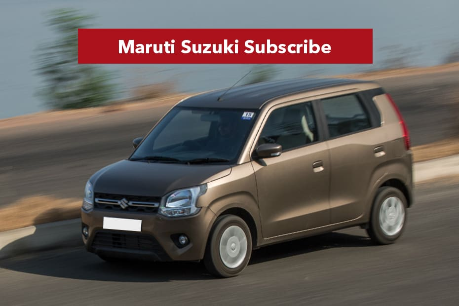 Maruti Suzuki Subscribe Now Offered In Four More Cities