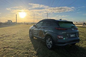 Will You Drive A Hyundai Kona EV That's Powered By Human Waste?