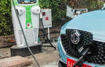 एमजी मोटर्स की अपकमिंग इलेक्ट्रिक कार की लॉन्च डेट बढ़ी आगे,टाटा नेक्सन और महिंद्रा ई-एक्सयूवी300 से होगा मुकाबला