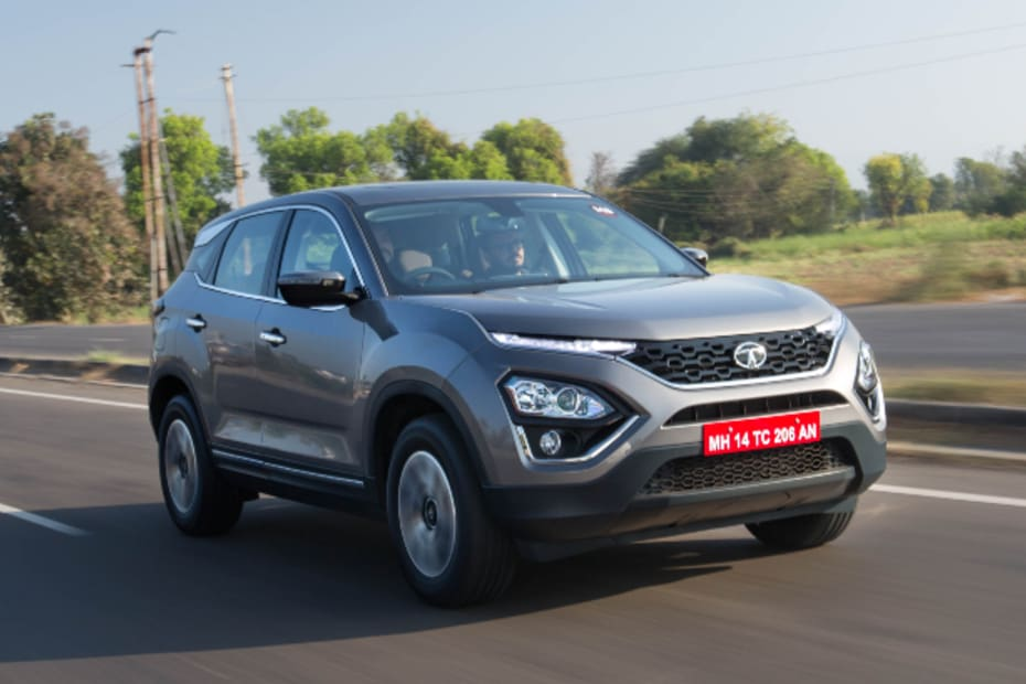 Tata Discontinues Brown Metallic Shade Of The Harrier