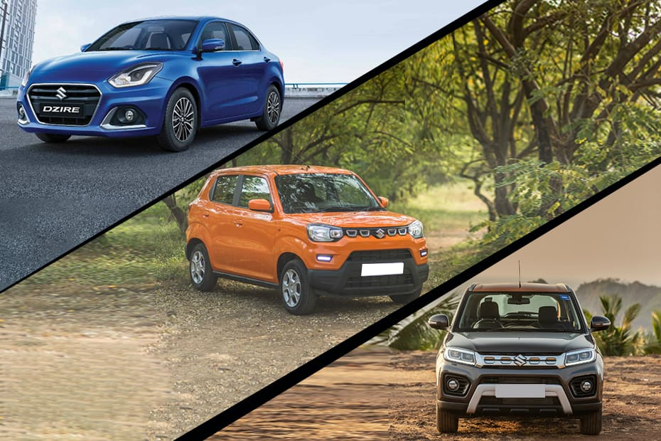 Discounts Of Up To Rs 54,000 Offered On Maruti Arena Cars This July