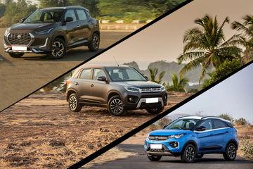 Maruti Vitara Brezza Reclaims Title For Bestselling Subcompact SUV In June 2021