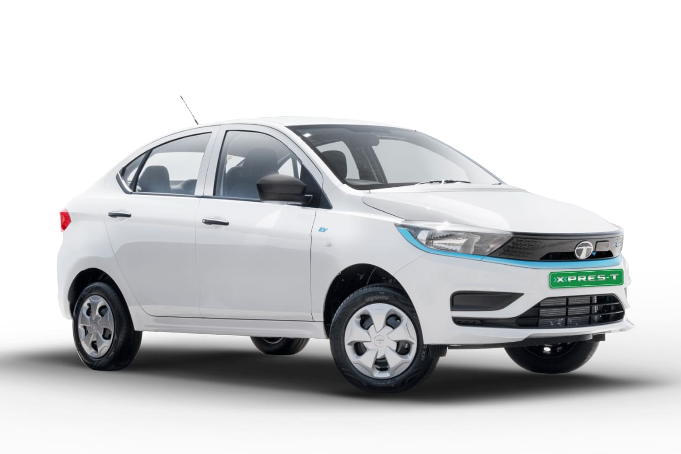 Tata Tigor EV Facelift Is Called The Xpres-T, Limited To Fleet Buyers
