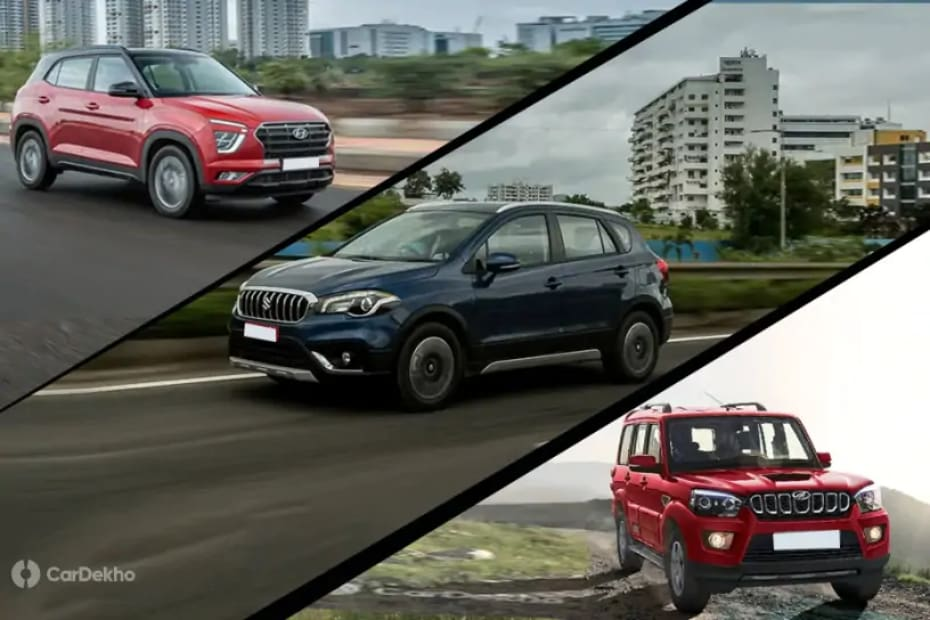 Hyundai Creta Maintains Its Position Of The Best Selling Compact SUV For June 2021