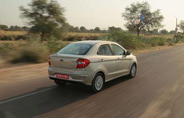 Ford Aspire To Soon Get Figo's Petrol-Automatic Option