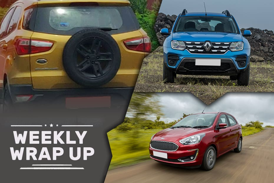 Car News That Mattered: New Launches, Spied Models And More