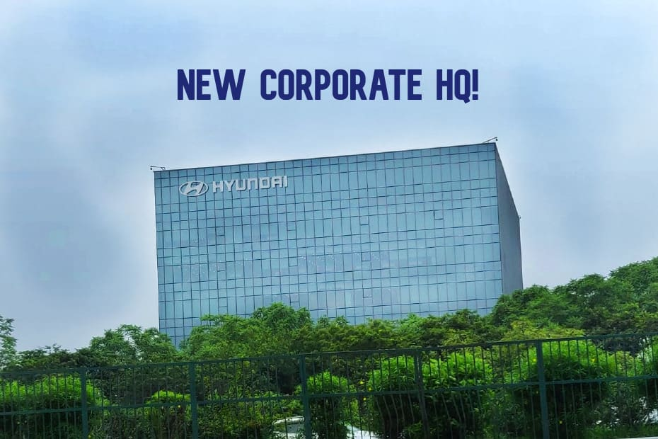 Hyundai Celebrates 25 Years In India With New Corporate Headquarters