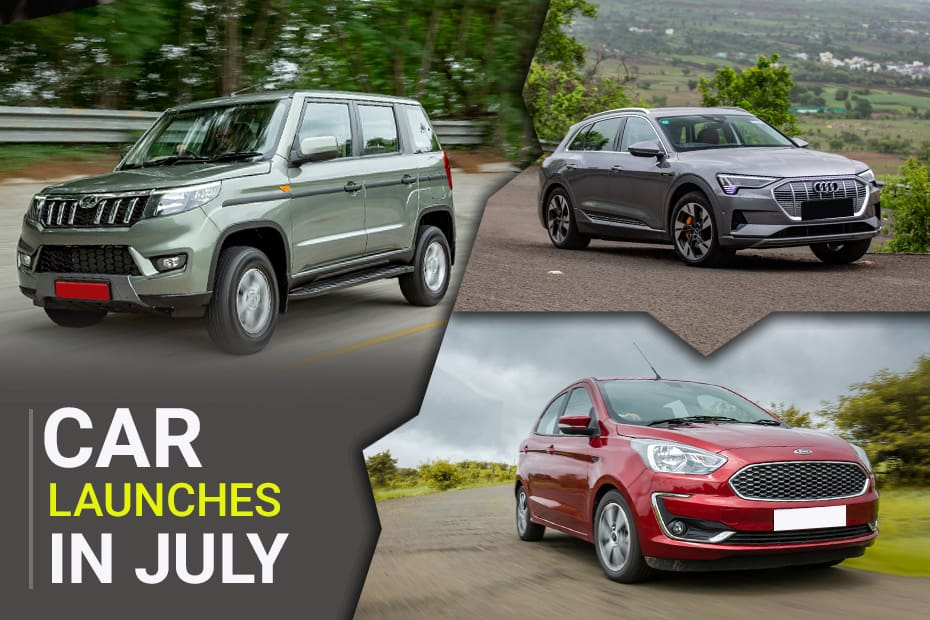 Top 10 Car Launches Of July 2021