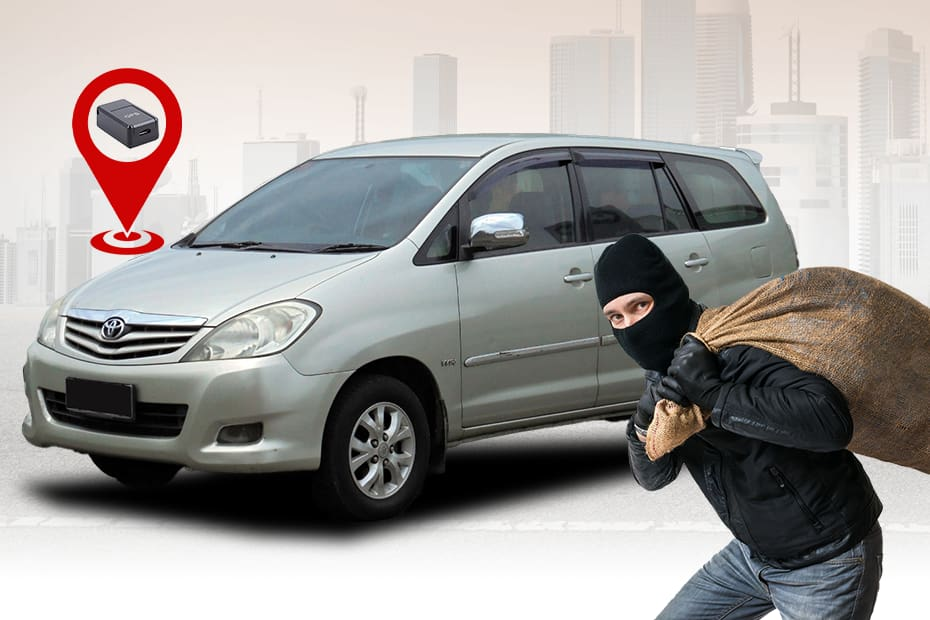 This Toyota Innova Owner Nabbed Jewellery Thieves Using A Telematics Device! Here's How