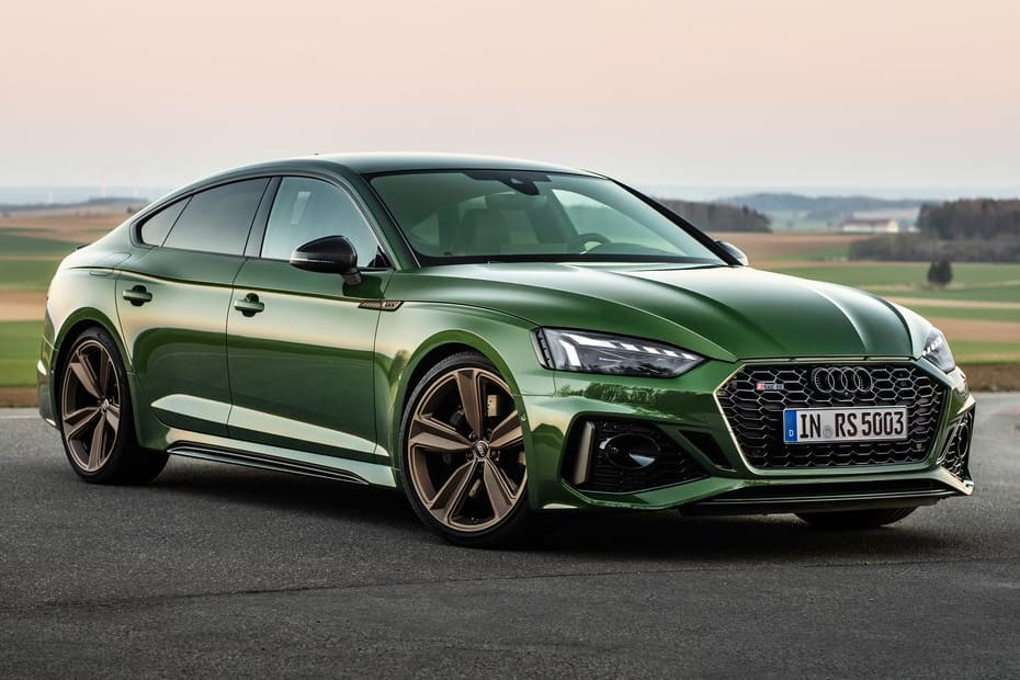 Audi To Launch The Facelifted RS 5 On This Date