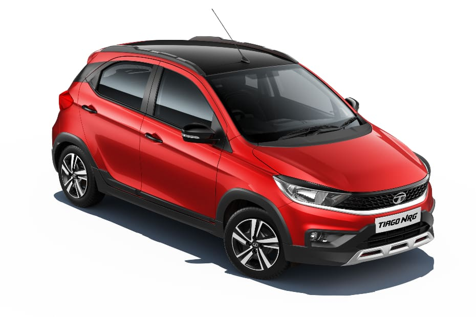 Facelifted Tata Tiago NRG Launched From Rs 6.57 Lakh