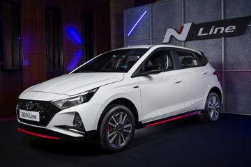 Hyundai i20 N Line Detailed In 12 Pics