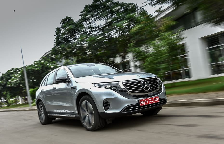 Mercedes Benz Commences Second Phase Bookings Of The EQC