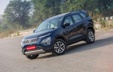 Tata Safari's Top Variants Get New Features