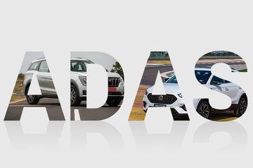 Mahindra XUV700, MG Astor Are Democratising ADAS!