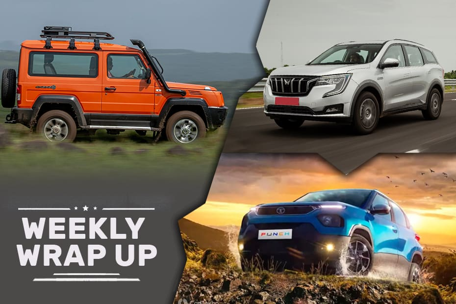 Car News That Mattered This Week: Mahindra XUV700, New Force Gurkha Launched, Toyota Yaris Discontinued