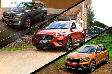 MG Astor Vs Rivals: Price Talk