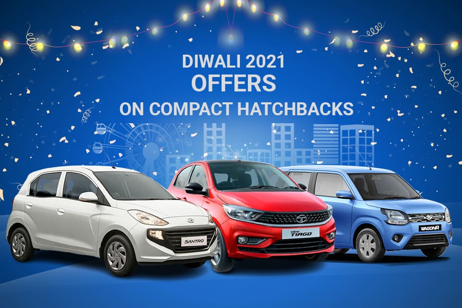 This Diwali, Get Up To Rs 40,000 Off On Select Compact Hatchbacks