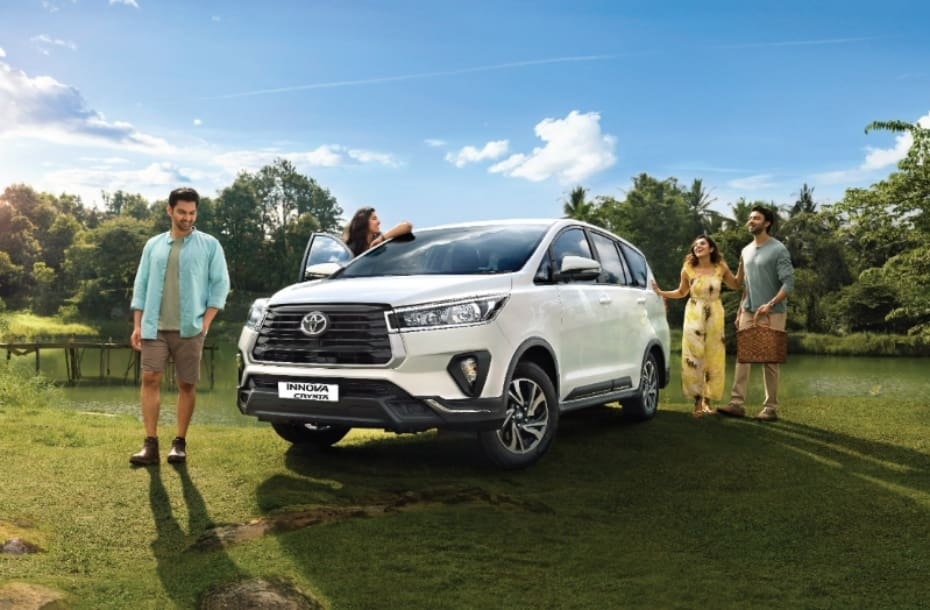 Toyota Innova Crysta Mid-Spec GX Variant Gains New Features For Free