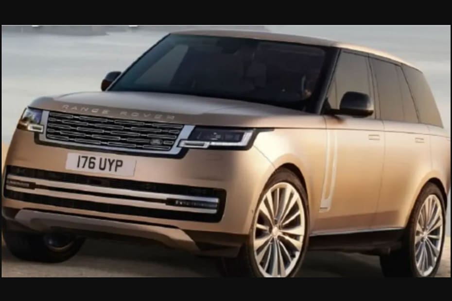 Take Your First Look At The 2022 Range Rover In These Leaked Images