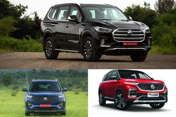 एमजी की कारें फिर हुईं महंगी, 40,000 रुपये तक बढ़े दाम