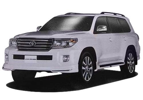 Toyota Land Cruiser Price, Images, Review & Specs