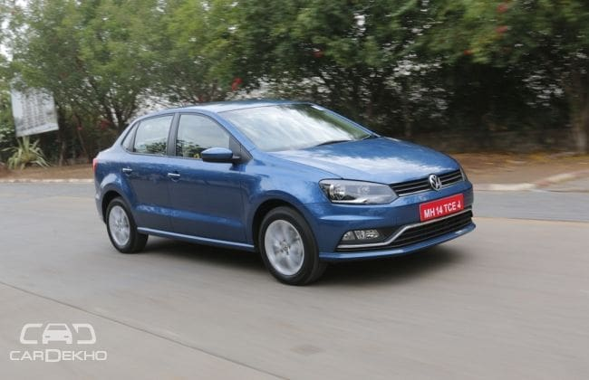 Volkswagen Ameo Vs Polo What S Different Cardekho Com