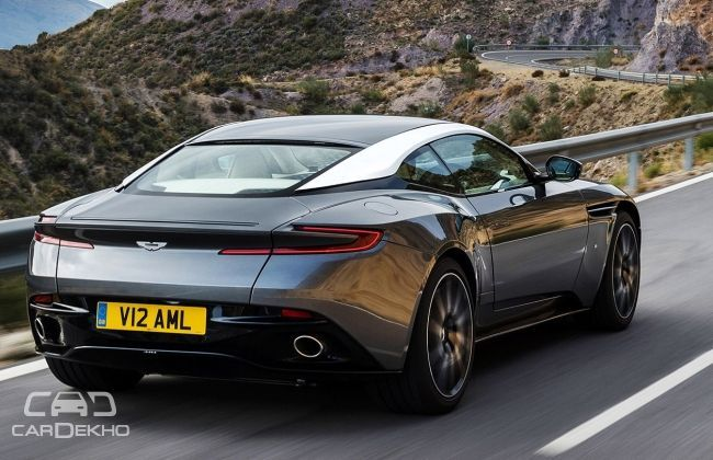 Aston Martin Db11 India Bound Launch Expected In 2016