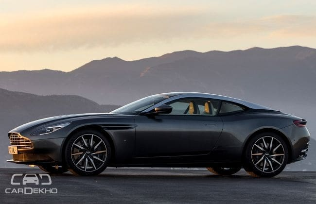 Aston Martin Cars Price In India New Car Models Images Reviews - Aston martin dbc price