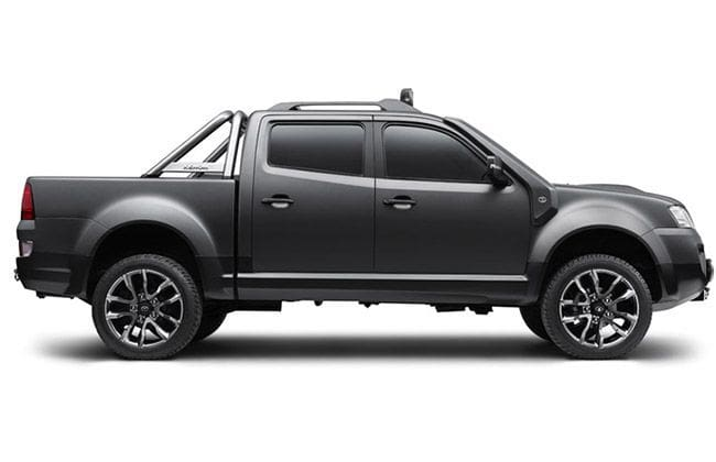 Tata Xenon Facelift Launch Likely In January 2017