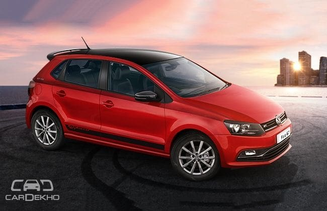 Gst Effect Vw Updates Prices Of Polo Vento Ameo Gti