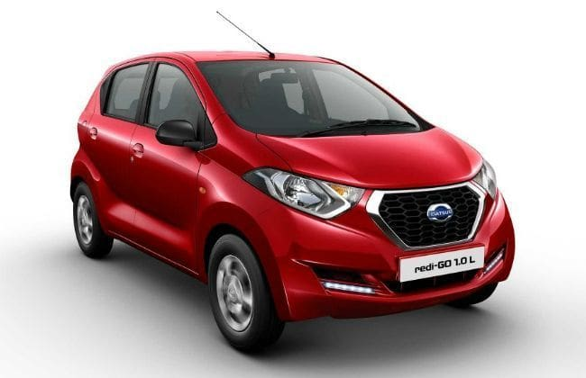 Datsun Redi-Go 1.0 To Launch On July 26 In Two Variants | CarDekho.com