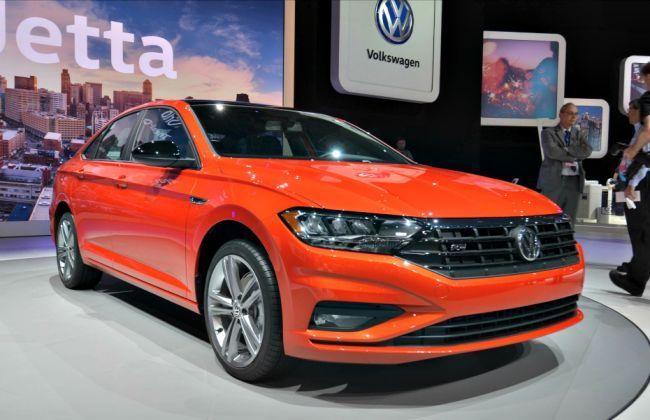 2019 Volkswagen Jetta Revealed Cardekho Com
